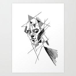 peter murphy 3 Art Print