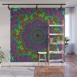 FRACTAL FIND YOUR WAY Wall Mural