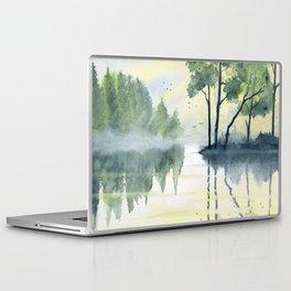 Foggy Morning 2 Laptop & iPad Skin