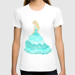 The Teal Dress T-shirt