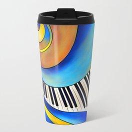 Redemessia - spiral piano Travel Mug