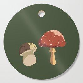 little Mushroom Cutting Board