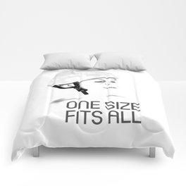 One Size Fits All Comforters