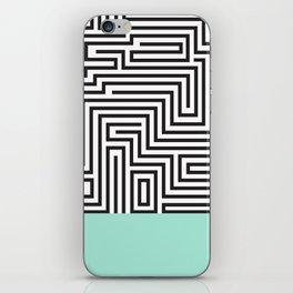 The Maze iPhone Skin