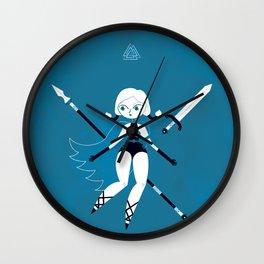 V A L K Y R I E Wall Clock