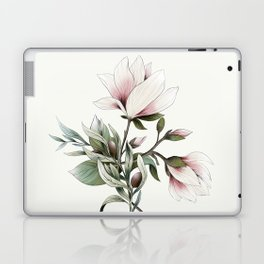 Magnolia and Olives Laptop & iPad Skin