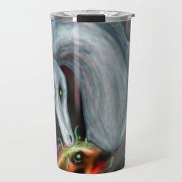 Otherworld Unicorns 10: The Unicorn of Peace Travel Mug