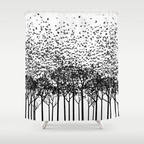 Aki Shower Curtain
