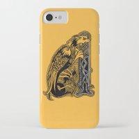 celtic iPhone & iPod Cases featuring celtic by Julia Menshikova