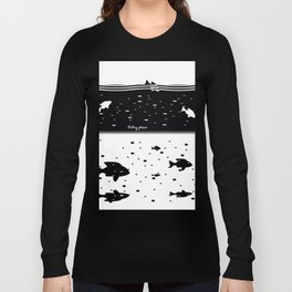 Fishy place Long Sleeve T-shirt