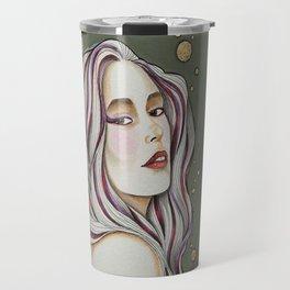 Violet Gaze Travel Mug