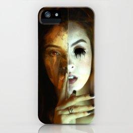 Jeu De Rôle iPhone Case