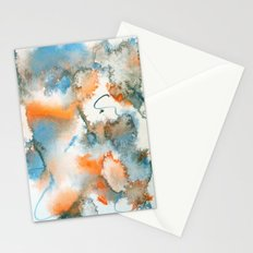 Colour Bursts-Part 1 Stationery Cards