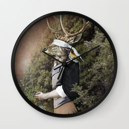 Don`t Be Afraid Of The Dark Wall Clock