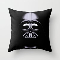 lord of the ring Throw Pillows featuring Lord by D.N.A.