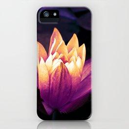 AQUA LILIUM iPhone Case