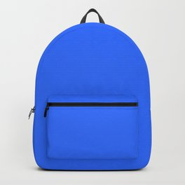 Cheap Solid Light Blue Ribbon Color Backpack
