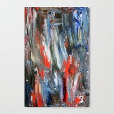 Untitled Abstract #6 Canvas Print