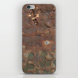 Crunch iPhone Skin