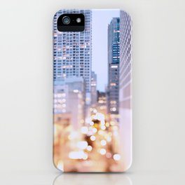 Pastel Nights iPhone Case
