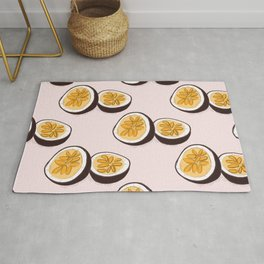 Passion Fruit maracuya Rug