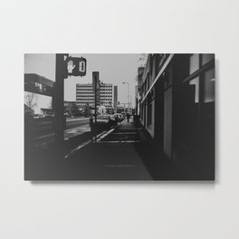 10 to Walk Metal Print