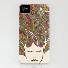 Dreaming with flowers iPhone (4, 4s) Slim Case