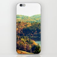 trout iPhone & iPod Skins featuring Trout Lake by Lindsay Isenhour