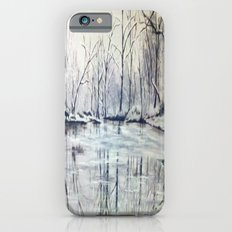 Snowy Lake iPhone 6s Slim Case
