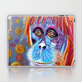 Tan the Orangutan Laptop & iPad Skin