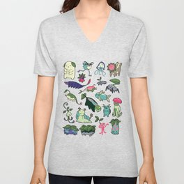 Spirit Parade Unisex V-Neck