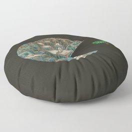 Pacman Floor Pillow