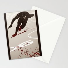 Bloody Skating - The Runner Up Stationery Cards