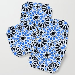 Moroccan Zellige pattern Coaster