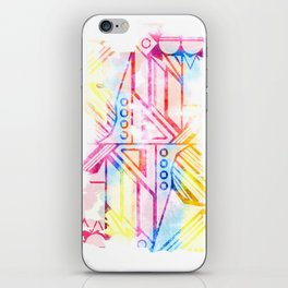 P∆INTERLY iPhone Skin