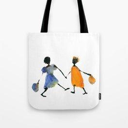 Alika & Zeila Tote Bag