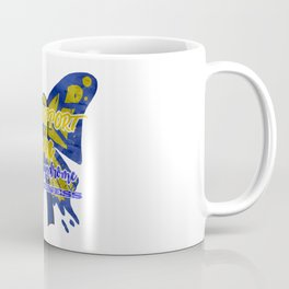 Down Syndrome Awareness Support Butterfly 21 Gift Coffee Mug