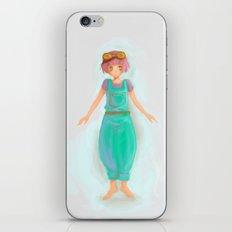 Lily iPhone & iPod Skin