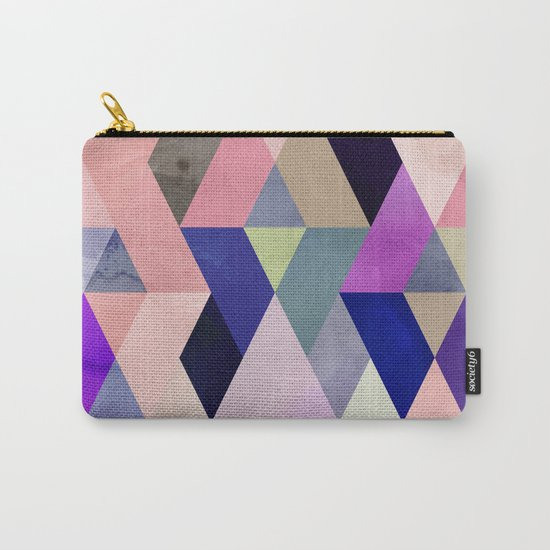 colour + pattern 29 Carry-All Pouch