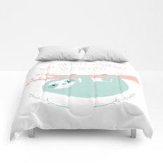 My spirit animal is a Sloth Comforters