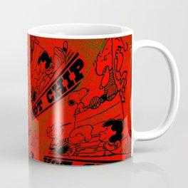 Hot Chip Peanuts Coffee Mug