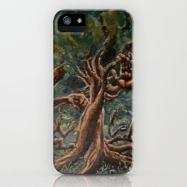 In Mother's Arms iPhone Case