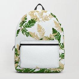 PALM LEAF FERN LEAF TROPICAL Backpack