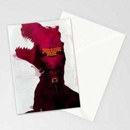 Inspired Movie Poster #2: Jurassic Park (1993) Stationery Cards