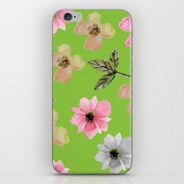 Fresh Flowers iPhone Skin