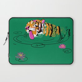 Tigar Lily Laptop Sleeve