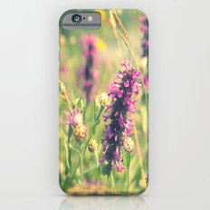 Long grass field Slim Case iPhone 6s