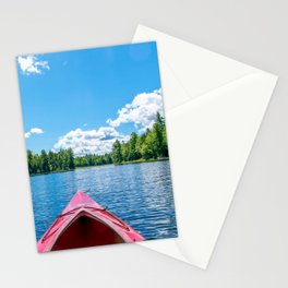 Just Keep Paddling Stationery Cards
