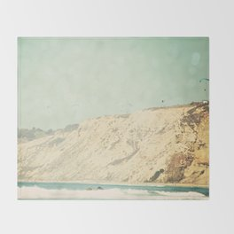 West Coast 3 Throw Blanket