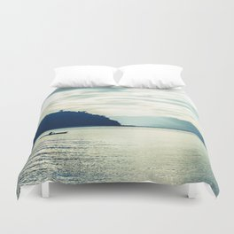 From dusk till dawn Duvet Cover